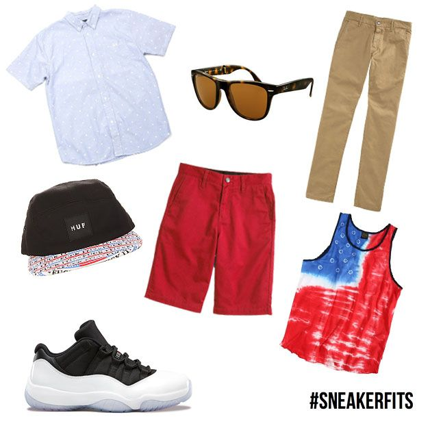 What To Wear With The Air Jordan Retro XI Low - #sneakerfits | Outfits | Pinterest | Jordans ...