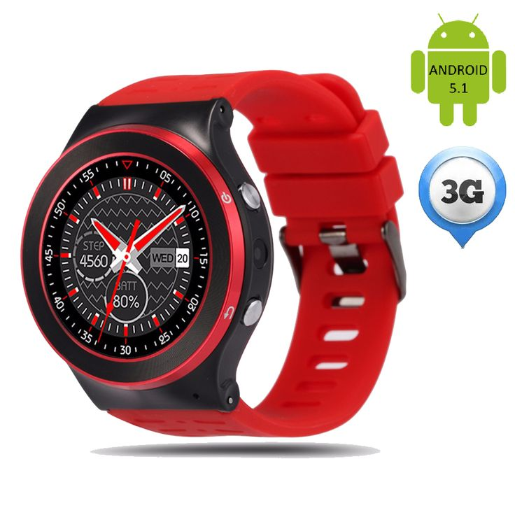 Android 5.1 smart watch s99 gps wifi smartwatch telefon 5.0mp kamera Unterstützung 3G GSM/WCDMA Sim-karte Sport Uhr PK KW88 armbanduhr //Price: $US $124.53 & FREE Shipping //     #smartuhren