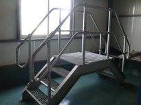 Металлические лестницы промышленного назначения - Завод металлоконструкций