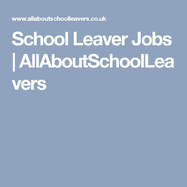 The 25+ best School leaver jobs ideas on Pinterest Entry level - indeed com resumes