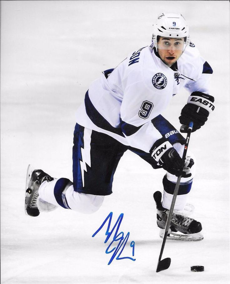 all star tyler johnson signed tampa bay lightning 8x10 photo 2015 stanley cup from $29.99