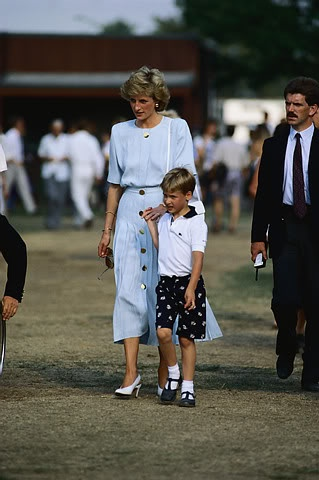 Diana and William 1989