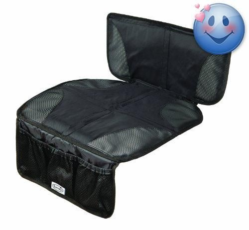 No need to worry about car seat marks with the #Summer #Infant Car Seat Mat. Protect your  seats from being damaged with this durable mat. This is made with a non...