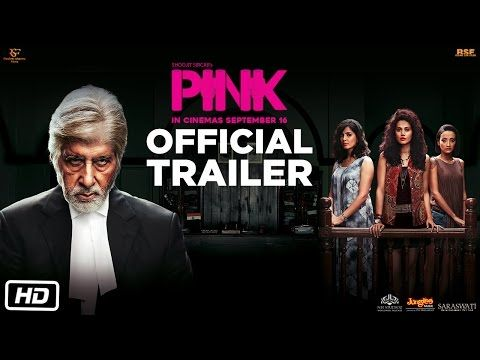 Pink Trailer Ft. Amitabh Bachchan, Shoojit Sircar & Taapsee Pannu   Mango Bollywood  Bollywood Movie Reviews  Trailers