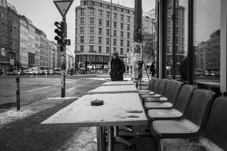 sokak fotoğrafçılığı berlin aynı yerde farklı mevsime göre berlin Rosenthaler Platz # 391