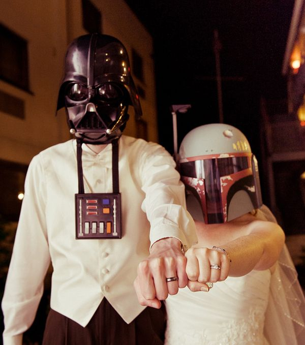 Casamento Nerd: Tema Star Wars e Star Trek | Nerd Da Hora                                                                                                                            Mais