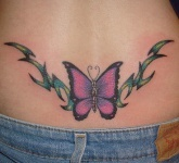 Butterfly Tattoos - Tattoo images gallery, tattoos pictures and photos