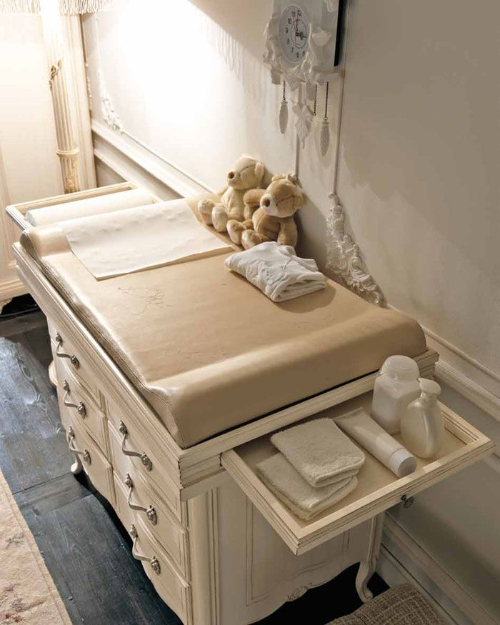 In any baby's room, you'll need a changing table. At Naurelle, - 25 Best Baby Rooms Ideas Images On Pinterest Nurseries, Bed Room
