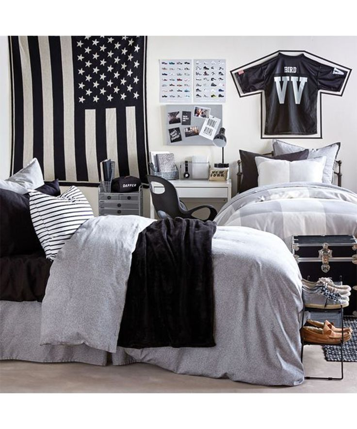 Room Ideas For Guys Part - 44: 9 Dorm Room Decoration Ideas