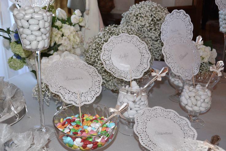 degustazione confetti nozze