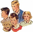 The Famous Five illustrated by Eileen Soper