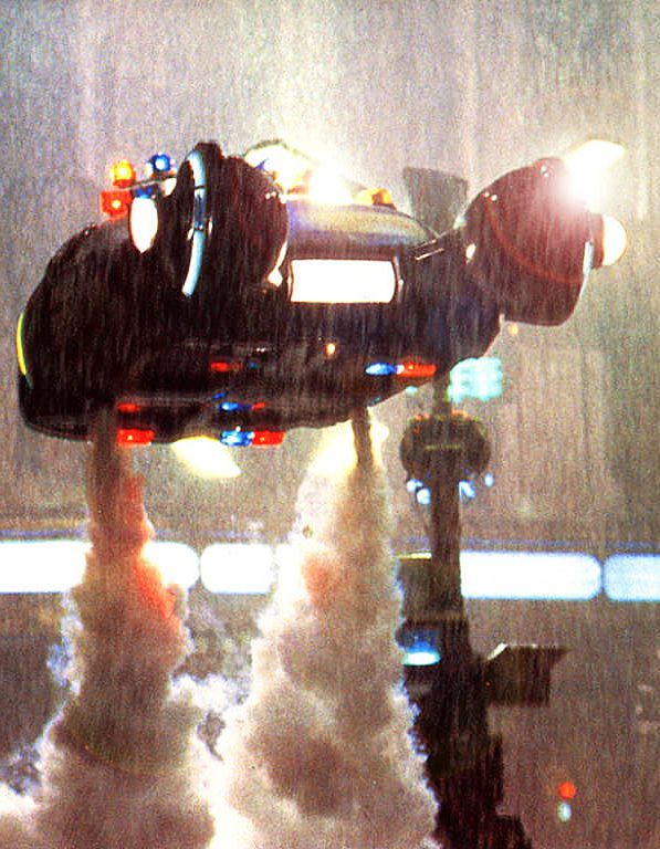 Blade Runner: chart topping science fiction favourite