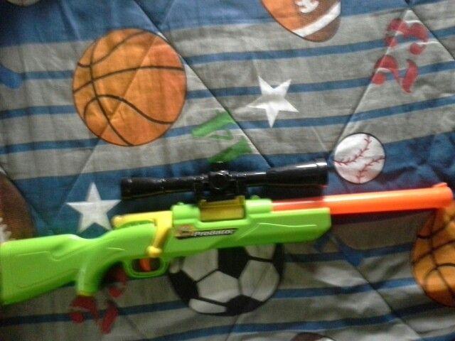 Toy NERF gun for sale