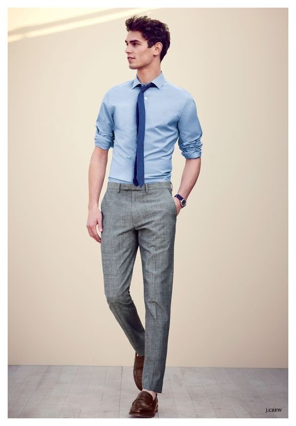 17 Best ideas about Blue Pants Men on Pinterest