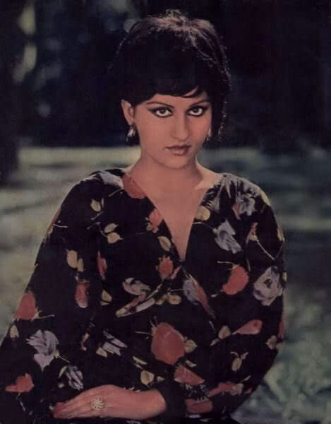 """I'd Love To Be One Of Those Mod Young Girls With A Fast Gang..Unfortunately In This Line, I Would Much Rather Remain Sober Than Mix Freely With The Film People And Allow Loose Talk About Me!!!"" (REENA ROY Quotes) https://m.facebook.com/Reena-Roy-Sai-It-121102858282958/"