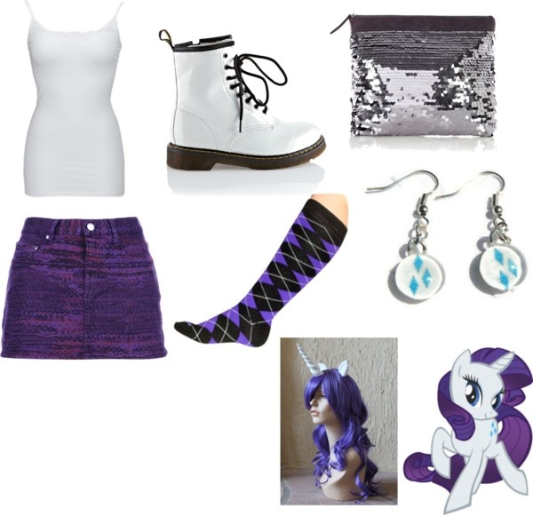 """""""rarity costume"""" by lily1844 on Polyvore"""