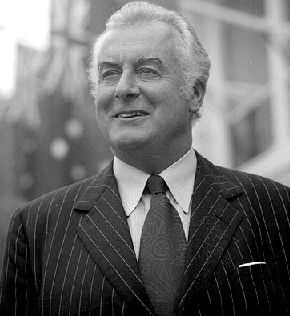 Gough Whitlam influenced me to do good things with my life, thank you Gough.