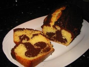 Kokos-Schokoladen-Cake - Rezept
