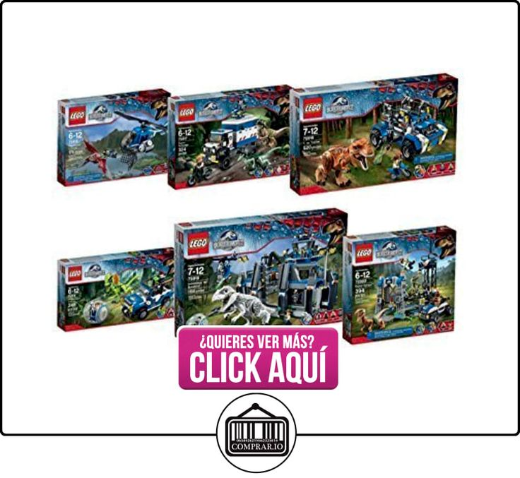 2015 New Lego Jurassic World 6 Kinds of Package Sets 75915 75916 75917 75918 75919 75920 by LEGO Jurassic World  ✿ Lego - el surtido más amplio ✿ ▬► Ver oferta: http://comprar.io/goto/B01GDOT1L0