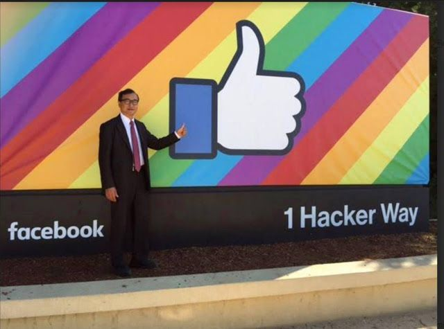 Legal action in the U.S. related to the misuse of Facebook by Hun Sen