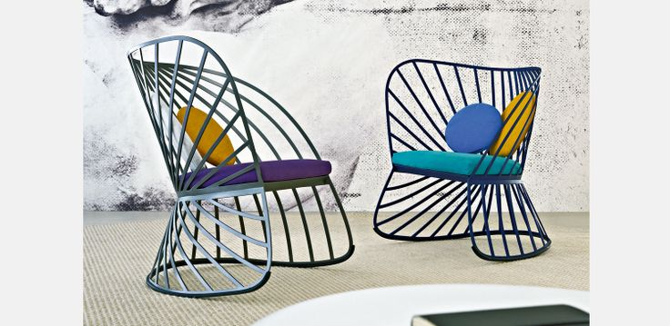 Molteni - Sol armchair