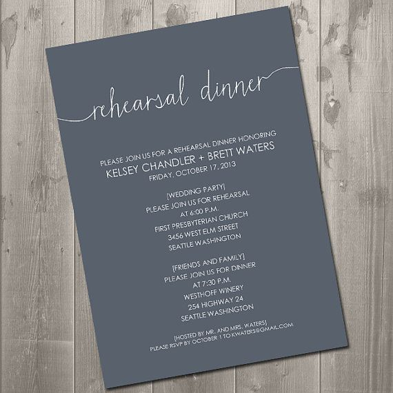 17 Best Images About Rehearsal Dinner Ideas On Pinterest