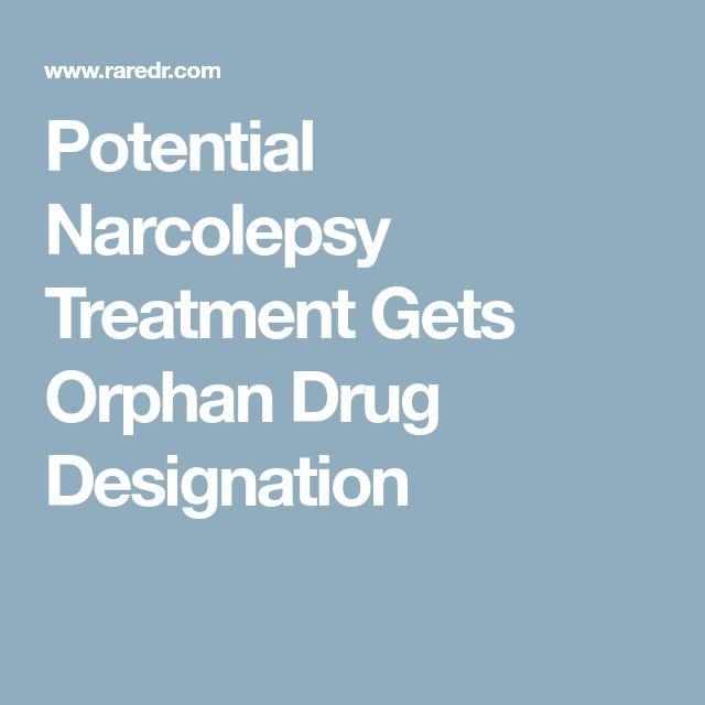 Potential Narcolepsy Treatment Gets Orphan Drug Designation