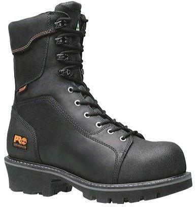 Timberland Men's Rip Saw Waterproof Composite Toe CSA Logger Boot