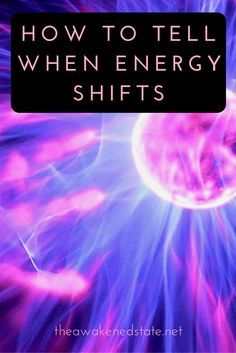 How do you understand when the energy shifts? What does that even mean? All is energy this is even proven from quantum physics that everything that makes up our reality is essentially energy and empty space. Energy Shifts are when there is a physical change in our very ethereal world we live in. This is often a skill that develops with a ton of practice towards consciously being aware. Read More
