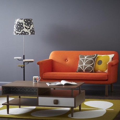 orla kiely living room 17 best images about color combos gray amp orange on 16925