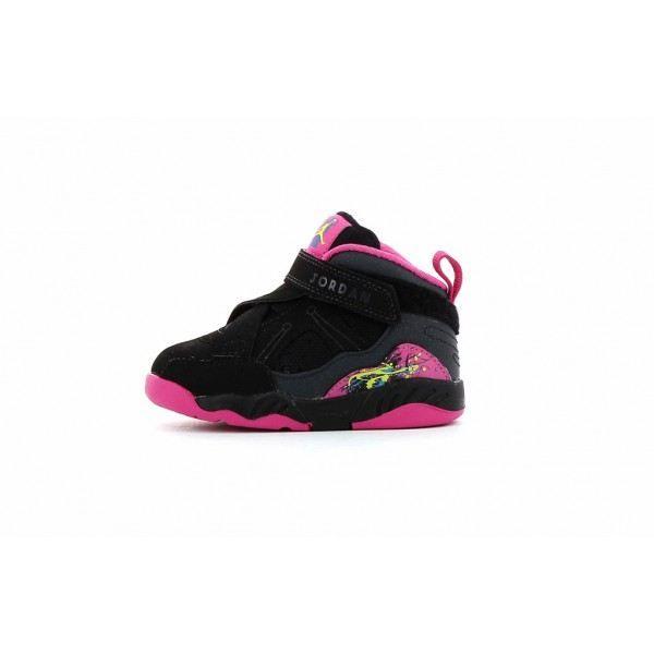 new arrival 4f62e f34f6 ... max Air Jordan 8 Retro Bébé. La basket Nike Air Jordan 8 Retro ...