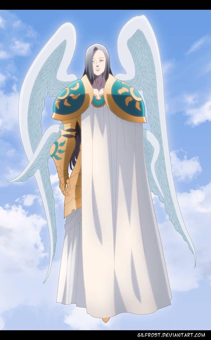 Nanatsu No Taizai Ryudoshel By Gilfrost Seven Deadly Sins