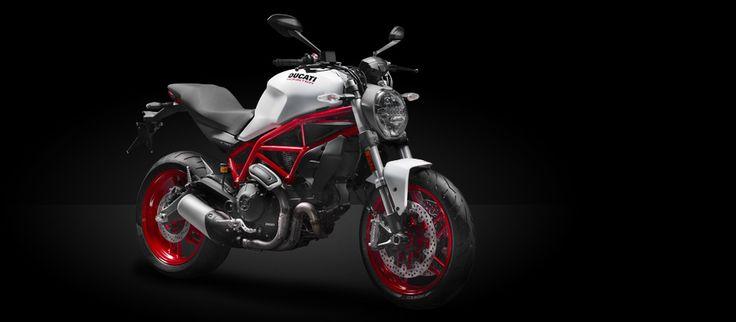 Bike 4 - Ducati Monster 797