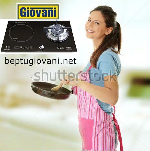 Bếp ga từ Giovani có tiết kiệm không?