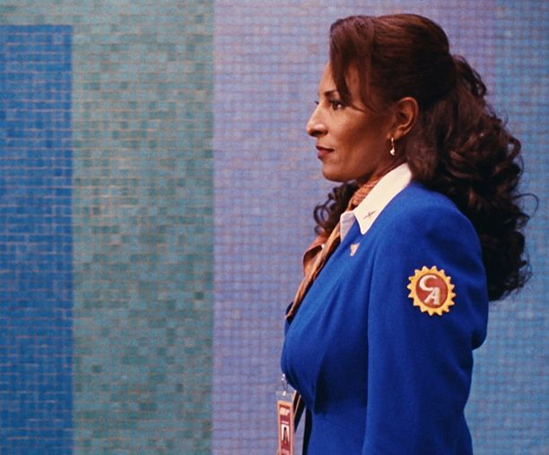 "Pam Grier : Jackie Brown (1997) ""Way cross a Hundred and tenth street!"""