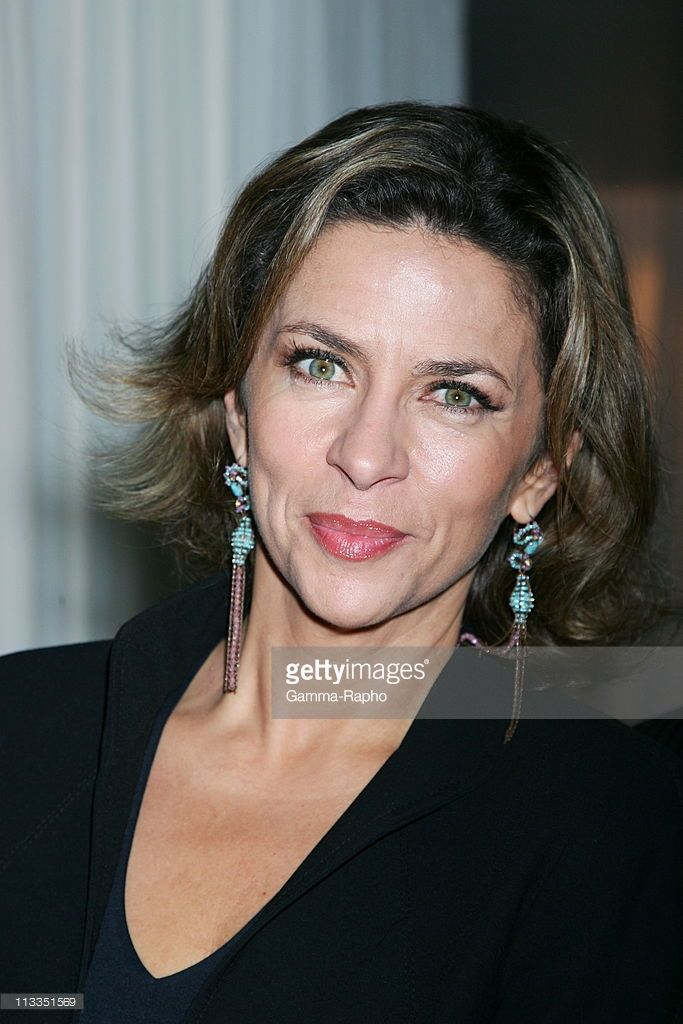 Guyanne Party At La Maison Blanche - On November 14Th, 2006 In Paris,...