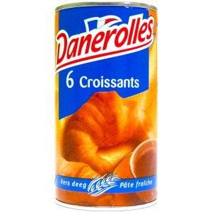 Croissants Danerolles - On en trouve encore en Belgique ou en Hollande - J'en veux