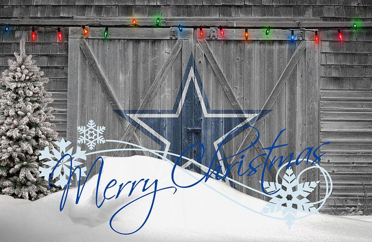 dallas cowboys christmas | Dallas Cowboys Photograph by Joe Hamilton - Dallas Cowboys Fine Art ...