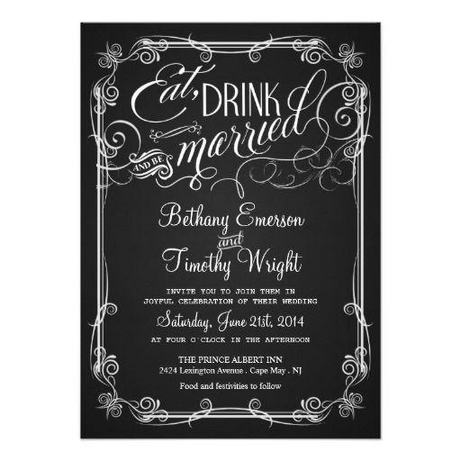 Prinz eugen str wedding invitations