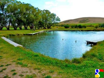 """Gigantic Warm Springs, Lewistown, Montana Lewistown """"One of the world's largest natural warm springs, located on an isolated ranch in the foothills of th"""""""