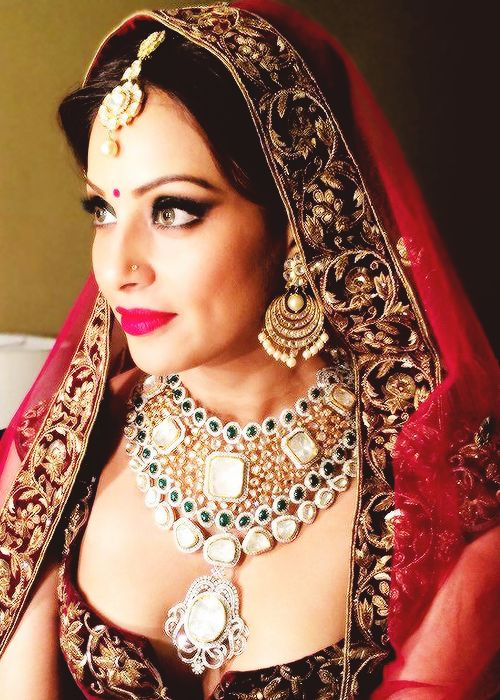 Bipasha bridal