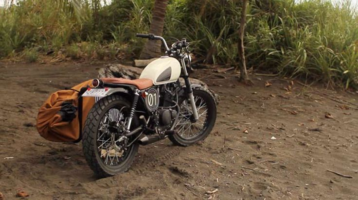 """ Beautiful machines with character, style and soul ""