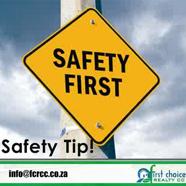 Safety Tip! Trust your instincts. If something or someone makes you uneasy, avoid the person or leave. Visit our website: http://bit.ly/1hcfKVn #safety #property #tips