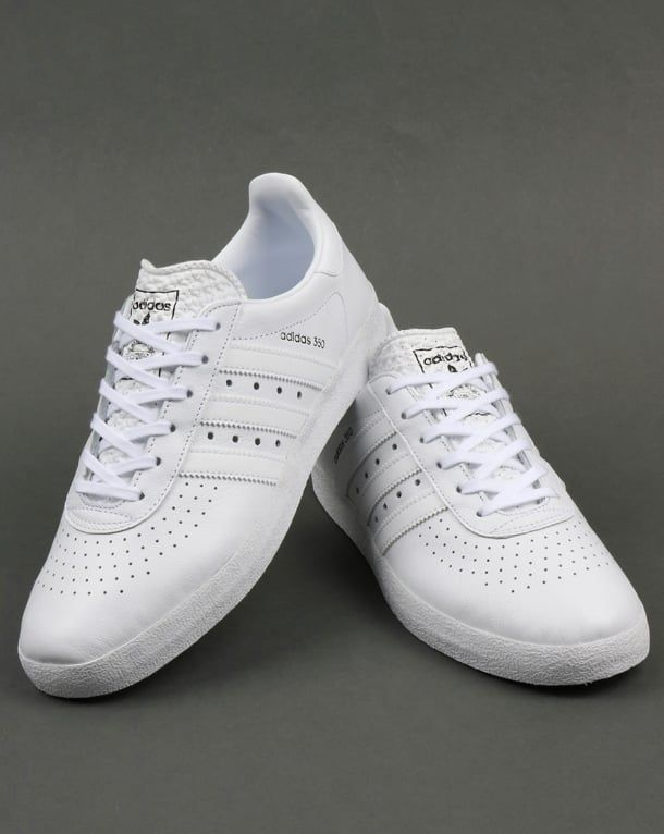 huge selection of 4b595 443d9 Adidas 350 Trainers White,leather,shoes,originals,mens