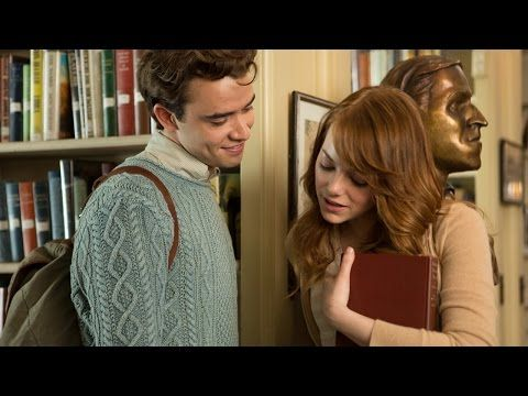 "IRRATIONAL MAN - clip - ""You're paranoid"". Emma Stone and Jamie Blackley talk about Joaquin Phoenix's character in #IrrationalMan. www.irrationalman.com.au"