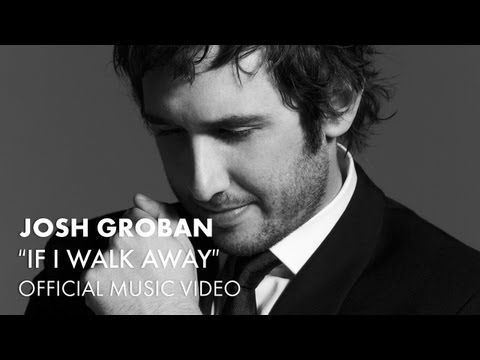 Josh Groban - If I Walk Away [Official Music Video]. Found my new study song.