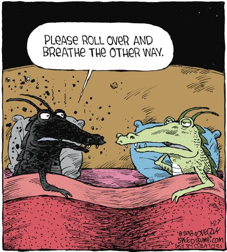 Speed Bump by Dave Coverly for Jan 27, 2018 | Read Comic Strips at GoComics.com