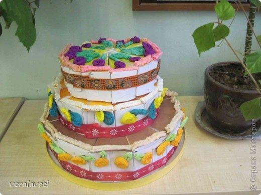 Торт трёхярусный цены