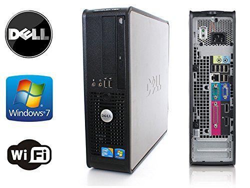 Dell Optiplex 740 Desktop Computer, AMD Athlon 64X2 2.1Ghz CPU, 8GB DDR2 Memory, 500GB Hard Drive, WiFi, DVD-Burner Optical Drive, Microsoft Windows 7 Operating System. (Featuring an iCompNY USB Keyboard and Mouse) - http://www.discountbazaaronline.com/dell-optiplex-740-desktop-computer-amd-athlon-64x2-2-1ghz-cpu-8gb-ddr2-memory-500gb-hard-drive-wifi-dvd-burner-optical-drive-microsoft-windows-7-operating-system-featuring-an-icompny-usb-keybo/