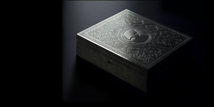 The Wu - Limited Edition Wu Tang Album — The Dieline - Branding & Packaging Design